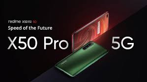 harga realme x50 pro 5G terbaru