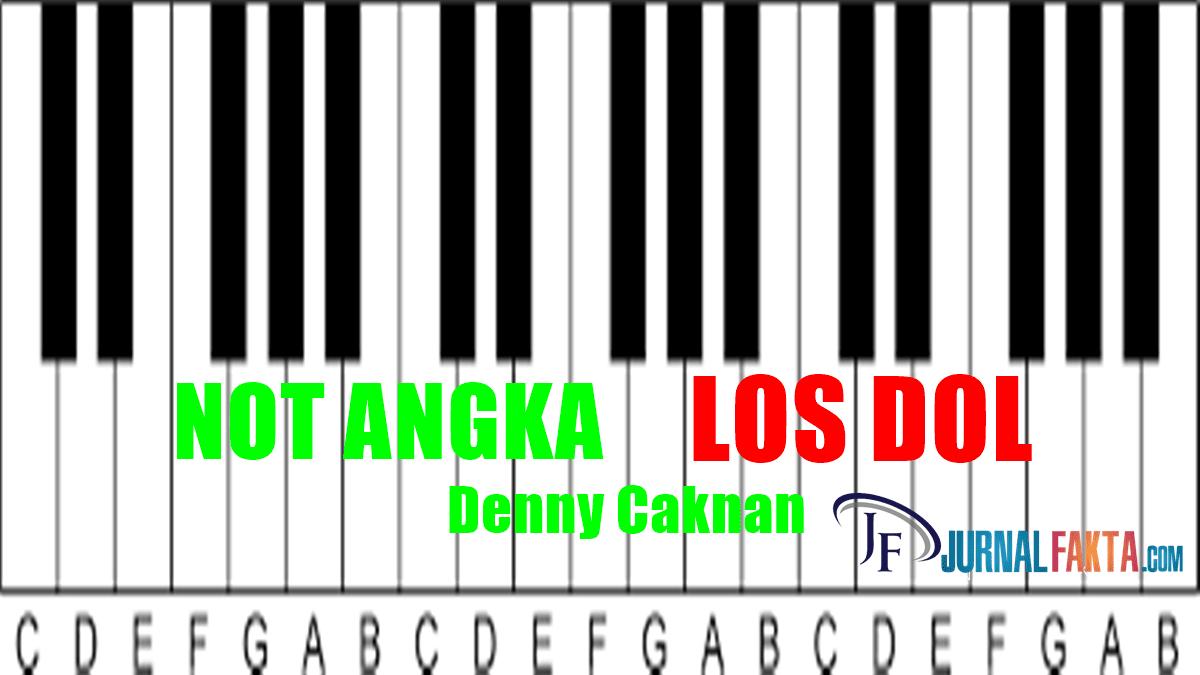 Lirik Dan Not Angka Los Dol Denny Caknan Jurnalfakta Com